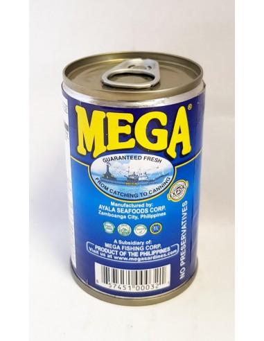 MEGA SPANISH STYLE SARDINES IN OIL -...