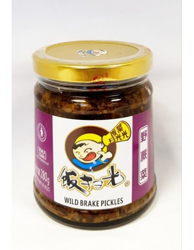 FAN SAO GUANG WILD BRAKE PICKLES - 280g