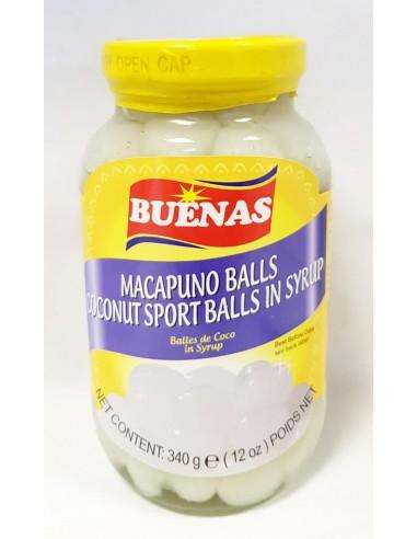 BUENAS MACAPUNO BALLS COCONUT SPORT...