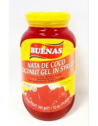 BUENAS RED COCONUT GEL IN...