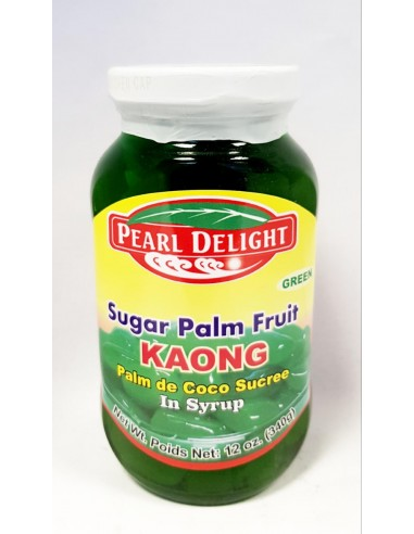 PEARL DELIGHT SUGAR PALM FRUIT GREEN...