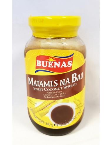 BUENAS COCONUT JAM (SPREAD) - 340g