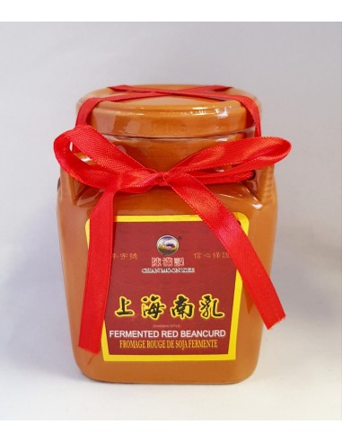 CHAN MOON KEE FERMENTED RED BEANCURD...