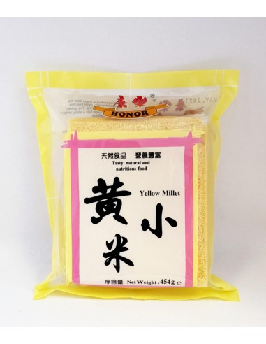 HONOR YELLOW MILLET - 454g