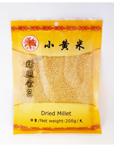 GOLDEN LILY DRIED MILLET - 200g