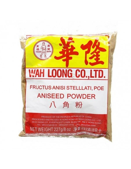 Ground Aniseed - 227g - Was Loong