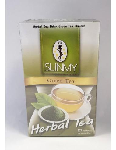 SLINMY HERBAL TEA DRINK GREEN TEA -...