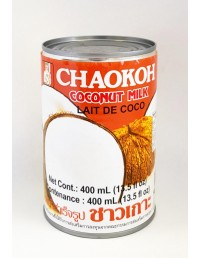 CHAOKOH COCONUT MILK - 400ml -