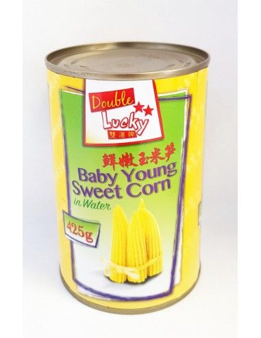 DOUBLE LUCKY BABY YOUNG SWEET CORN IN...