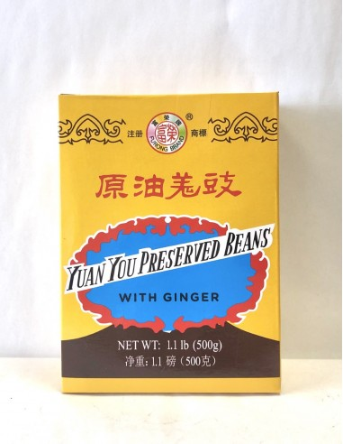 FURONG YUAN YOU PRESERVED BEANS WITH...