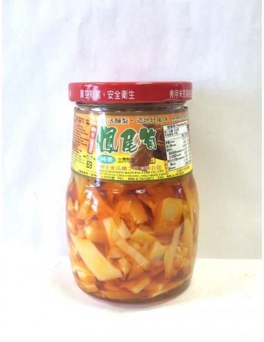 MY BAMBOO SHOOTS IN CHILLI OIL - 380g