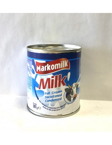 MARKOMILK FULL CREAM SWEETENED...