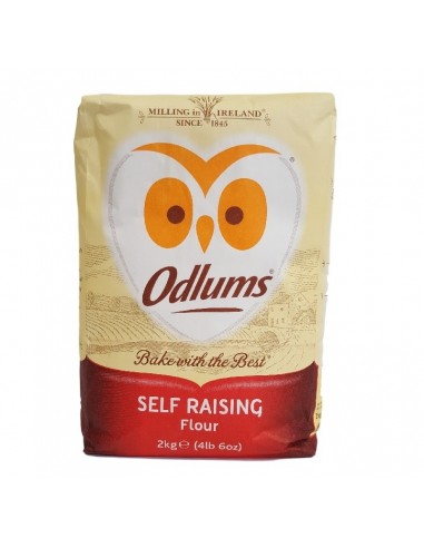 Self Raising Flour - 2kg - Odlums