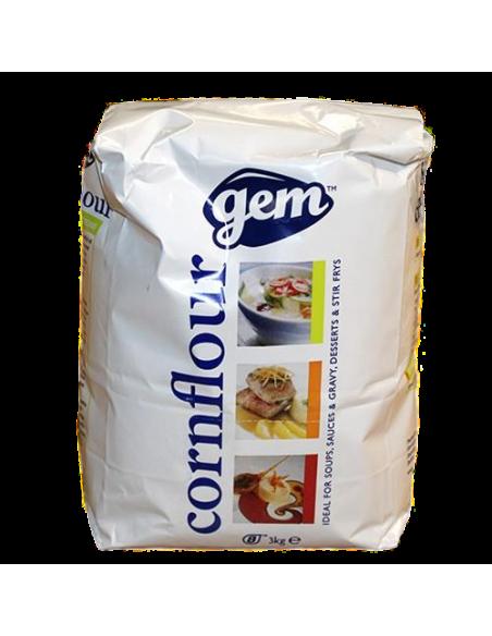 Cornflour - 3kg - Gem