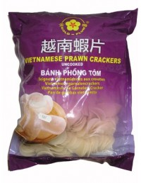 Prawn Crackers - 2kg - Gold Plum