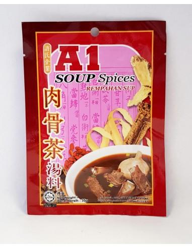 A1 SOUP SPICES REMPAHAN SUP - 35g