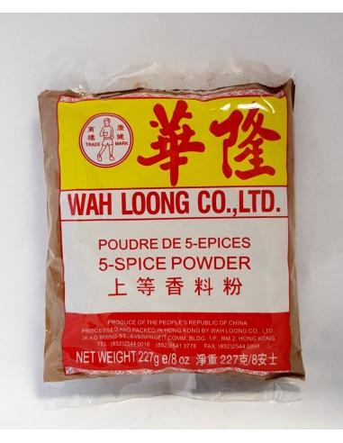 WAH LOONG 5 SPICE POWDER - 227g