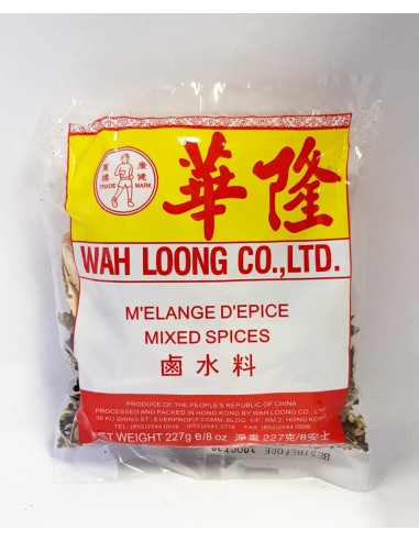 WAH LOONG MIXED SPICES - 227g