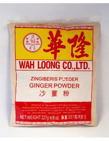 WAH LOONG GINGER POWDER - 227g