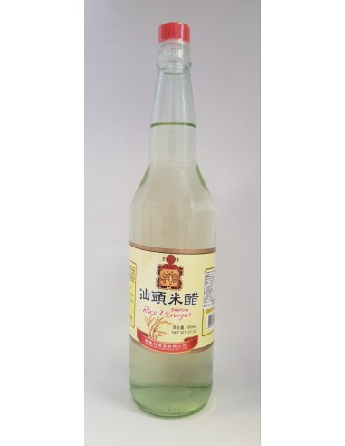 HC SWATOW RICE VINEGAR - 600ml