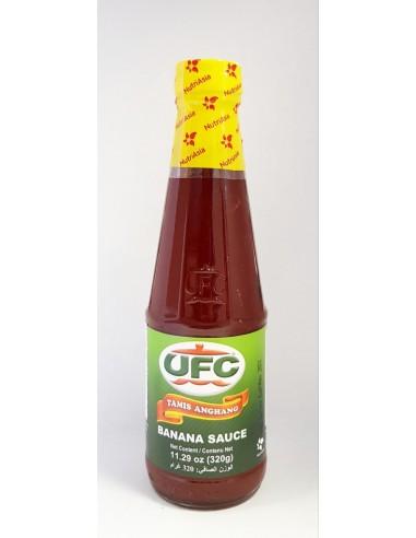 UFC BANANA SAUCE - 320g