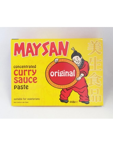 MAYSAN CONCENTRATED CURRY SAUCE PASTE...