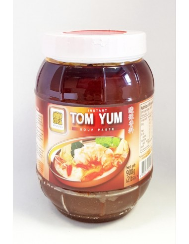 CHANG INSTANT TOM YUM SOUP PASTE - 908g