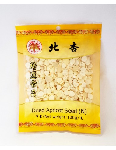 GOLDEN LILY DRIED APRICOT SEED - 100g