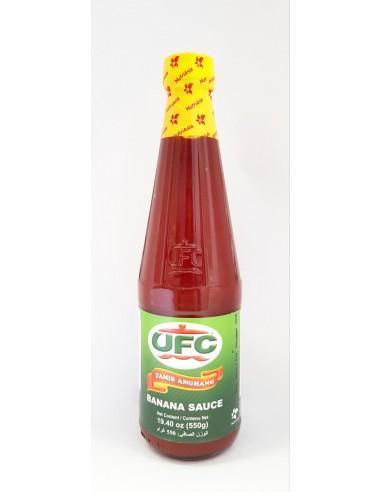 UFC BANANA SAUCE - 550g