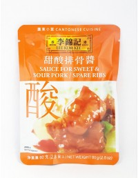 LEE KUM KEE SAUCE FOR SWEET...