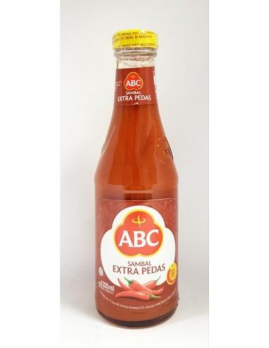 ABC SAMBAL EXTRA PEDAS - 335ml