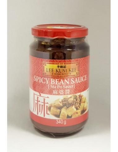 LEE KUM KEE SPICY BEAN SAUCE - 340g