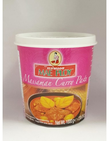 MAE PLOY MASSAMAN CURRY PASTE - 1000g