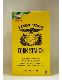 KNORR KINGSFORD'S CORN...