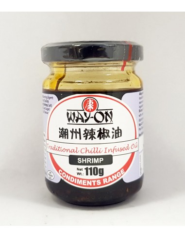 WAY-ON TRADITIONAL CHILLI INFUSED OIL...