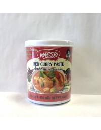 MAESRI RED CURRY PASTE - 400g