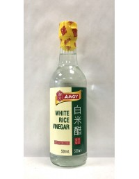 AMOY WHITE RICE VINEGAR -...