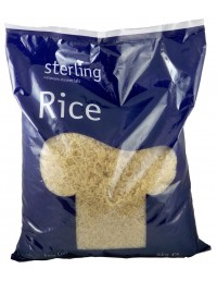 STERLING EASY COOK RICE - 5kg