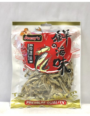 JEENYS DRIED ANCHOVY (GUTTED) 100g