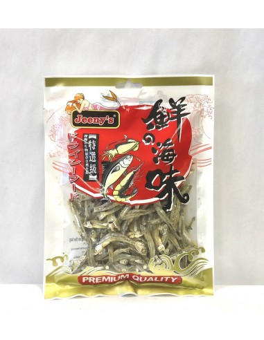 JEENYS DRIED ANCHOVY (BOILED) 100g