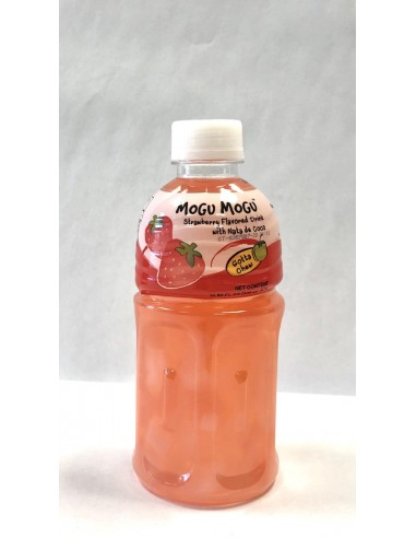 MOGU MOGU STRAWBERRY FLAVOURED DRINK...