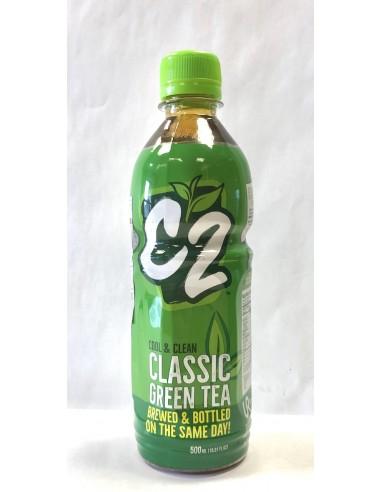 C2 GREEN TEA - REGULAR FLAVOUR 500ml