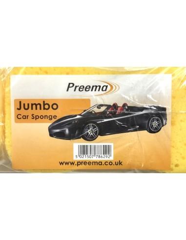 PREEMA JUMBO CAR SPONGE 10PCS