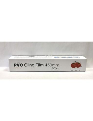 PVC CLING FILM 450mm X 300m