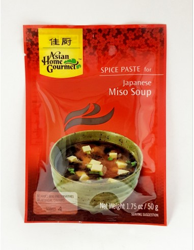 ASIAN HOME GOURMET JAPANESE MISO SOUP...