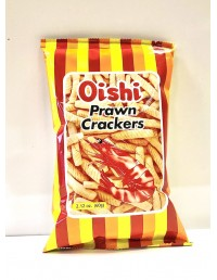 OISHI PRAWN CRACKER - 60g