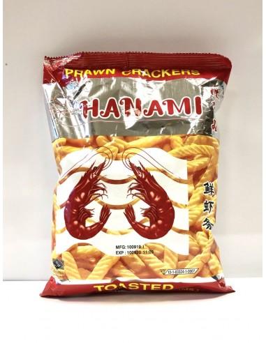 HANAMI PRAWN CRACKERS - 100g