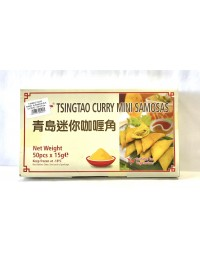 TSINGTAO CURRY MINI SAMOSAS...