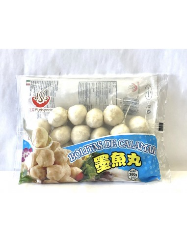AUTHENTIC SQUID BALLS - 360G