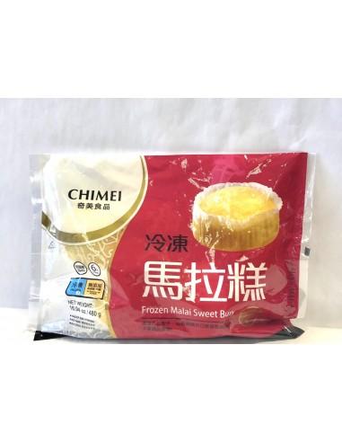 CHIMEI FROZEN MALAI SWEET BUN - 480g